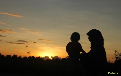 Sunset Sindang sono 07
